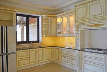 Кухня Monaco - массив березы (Италия)