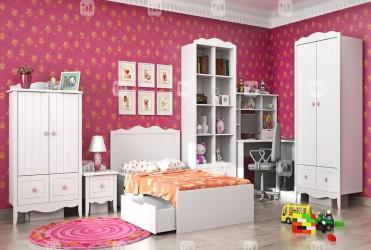 Дитячі меблі Принцеса