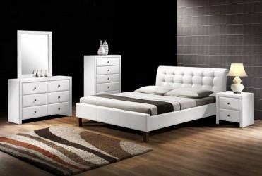 Кровать Samara и прикроватная тумба Prima