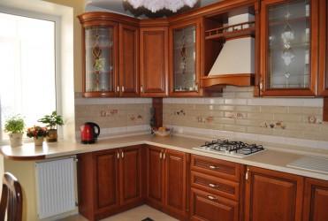 Кухня Chopin - масив черешні (Польща)