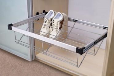 Выдвижная обувница