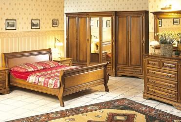 Кровать Orfeusz