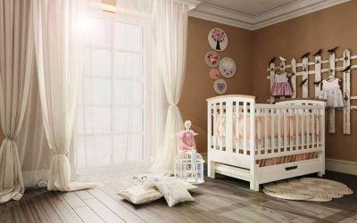 Меблі для немовлят